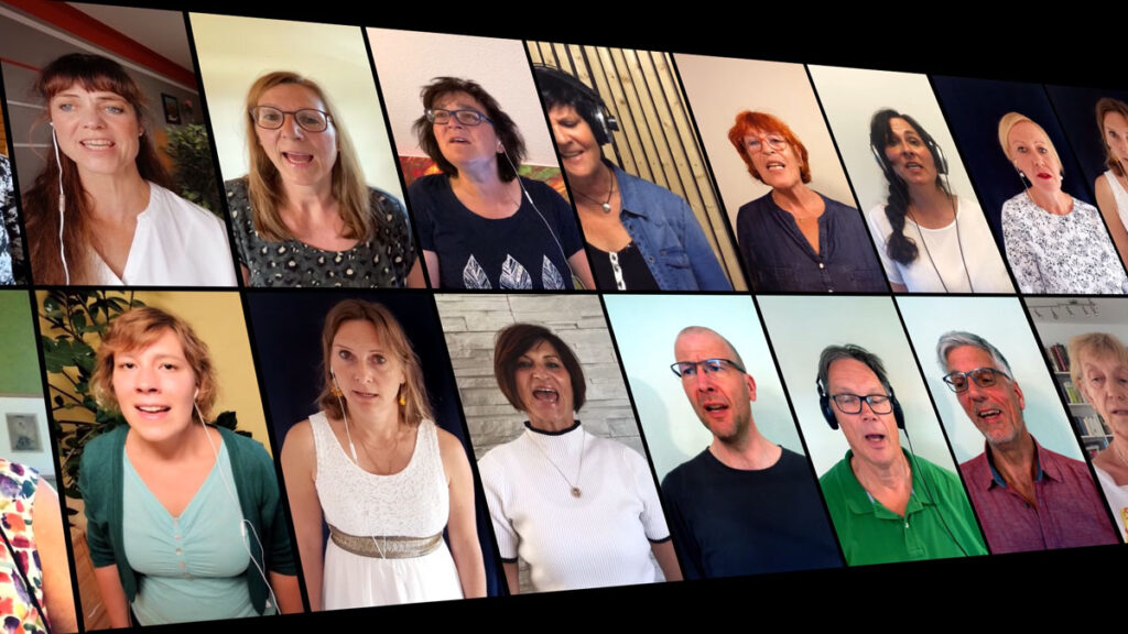 Videovorschau Chor Wir für Euch